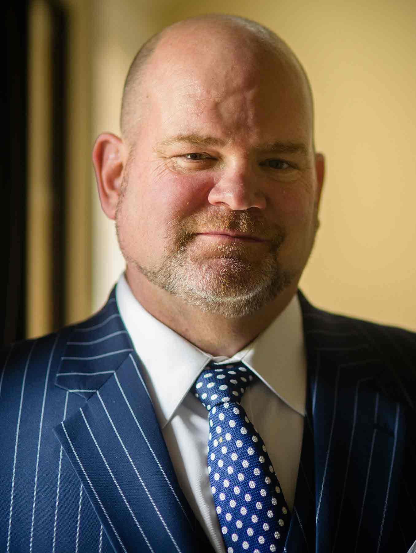 Trevor Robert Parry