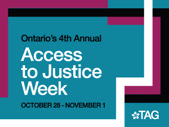 Access to Justice Week 2019