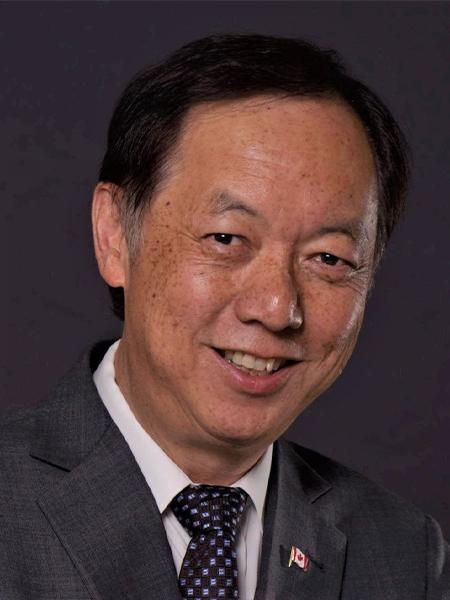 Dr. Benson Lau, O. Ont.