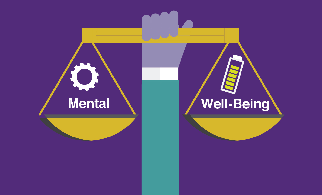 Supporting the mental well-being of legal professionals: National Well-being Study seeks to promote a heathy and sustainable practice of law