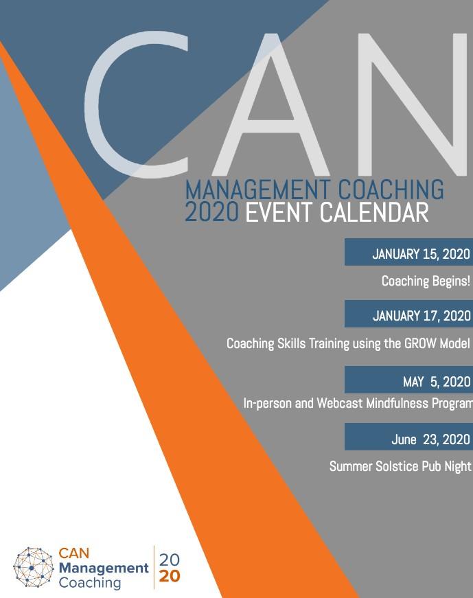 CAN Management 2020 Event Calendar
