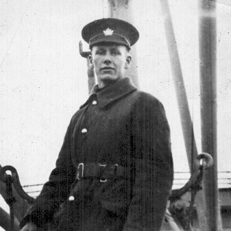 Thumbnail - Photo of Private Alway Brown