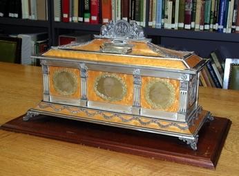 Irving casket