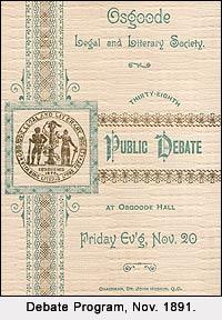 debate program
