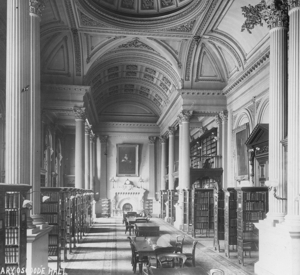 Great Library, c. 1911, LSO Archives