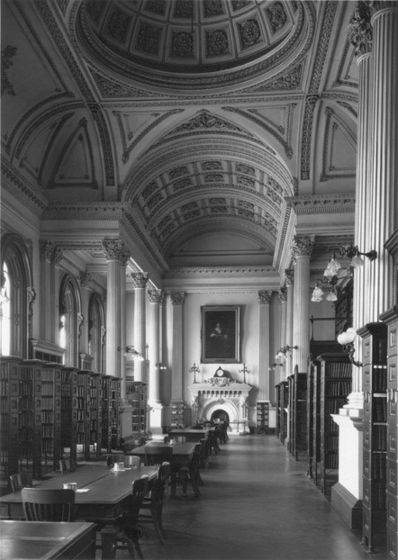 main reading room