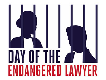 Day of the Endangered Lawyer