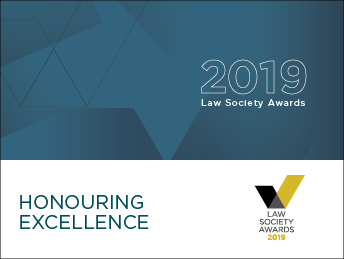 2019 Law Society Awards